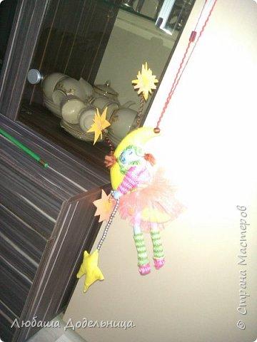 куколка тильда с зонтиком. фото 27