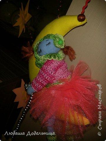 куколка тильда с зонтиком. фото 28