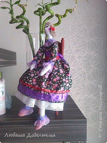 куколка тильда с зонтиком. фото 20
