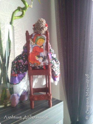 куколка тильда с зонтиком. фото 22