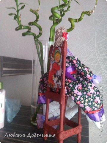 куколка тильда с зонтиком. фото 23
