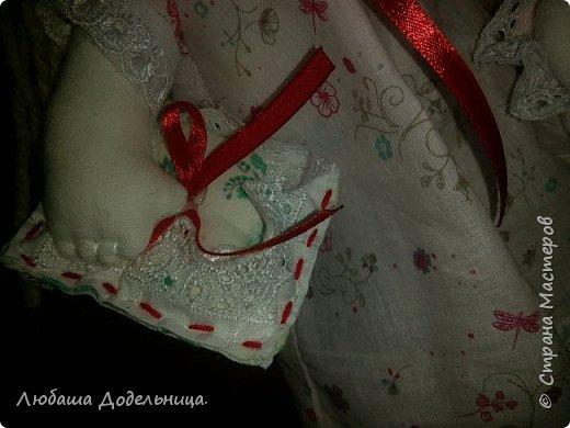 куколка тильда с зонтиком. фото 44