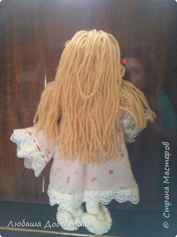 куколка тильда с зонтиком. фото 46