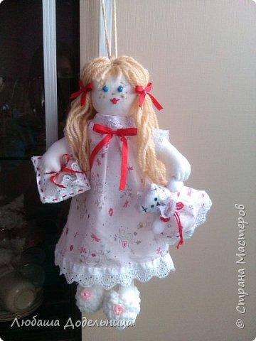 куколка тильда с зонтиком. фото 47