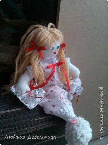 куколка тильда с зонтиком. фото 48
