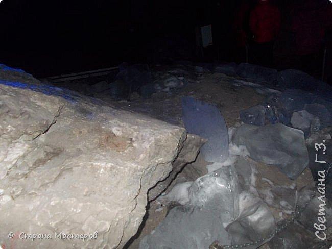Доброго всем времени суток! Хочу рассказать  вам про интересную экскурсию,совершённую мною и моей подружкой в Кунгурскую ледяную пещеру. Кунгурская пещера – одна из самых известных достопримечательностей Урала,она из крупнейших карстовых пещер России, является уникальным природным памятником. Кунгурская ледяная пещера является седьмой по протяженности в мире гипсовой пещерой. По определению исследователей, возраст пещеры составляет 10-12 тысяч лет.  фото 6