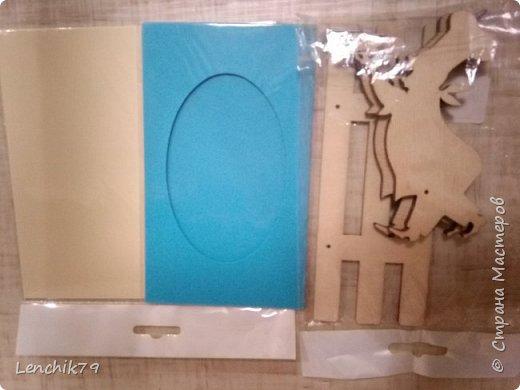 Добрый день или вечер! Приняла участие в игре http://stranamasterov.ru/node/1045729?c=favorite , вот какие подарочки мне прислала  Иркутяночка http://stranamasterov.ru/user/44192  за что ей Большущее СПАСИБО!  Посылка приехала неожиданно в день моего рождения, поэтому радость была двойной.  Автора подарочка напишу позже, завал на работе. фото 11