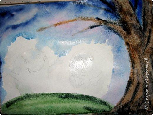 Предлагаю нарисовать вот таких осенних ежиков.  фото 3