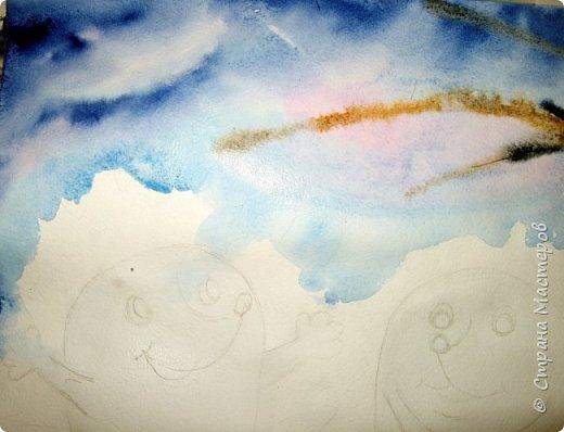 Предлагаю нарисовать вот таких осенних ежиков.  фото 4