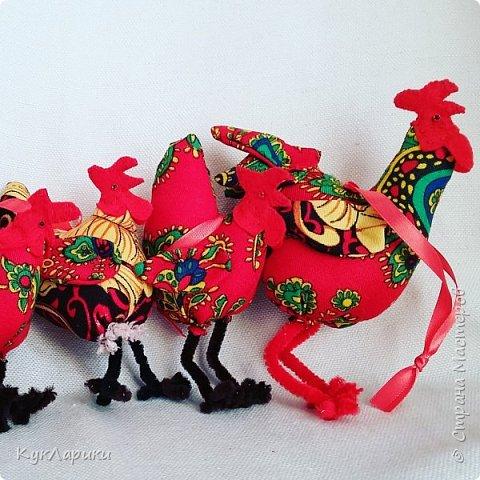Доброго времени друзья.Вот и пришло время готовить новогодние сувениры.это на заказ.Петух Спортсмен,Дед Мороз и Хозяин.  фото 5