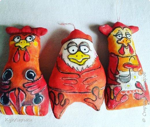 Доброго времени друзья.Вот и пришло время готовить новогодние сувениры.это на заказ.Петух Спортсмен,Дед Мороз и Хозяин.  фото 1