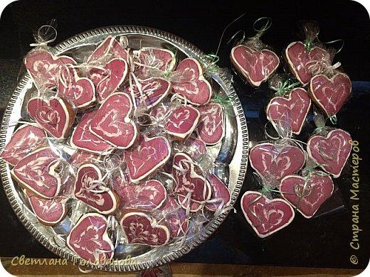 Имбирное печенье  фото 1