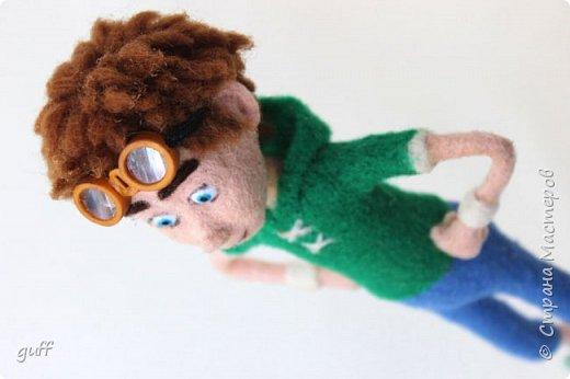 Портретная игрушка Danik фото 3