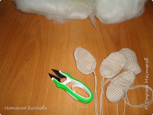 Скульптурно-текстильная кукла фото 5
