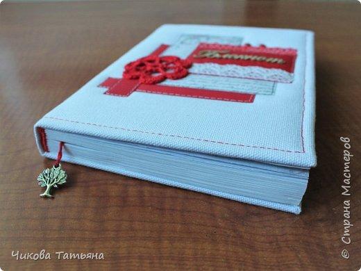 Всем здравствуйте! Делала на заказ блокнот на 100 листов форматом А5 и в комплект коробку для подарка размером 16*16*16 см.  фото 2