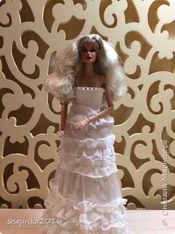 Кукольное платье на Фешен Роялти фото 2