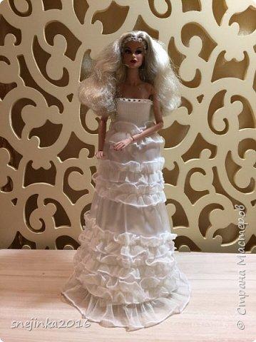 Кукольное платье на Фешен Роялти фото 1