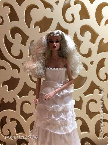 Кукольное платье на Фешен Роялти фото 3