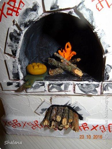 Печка фото 2