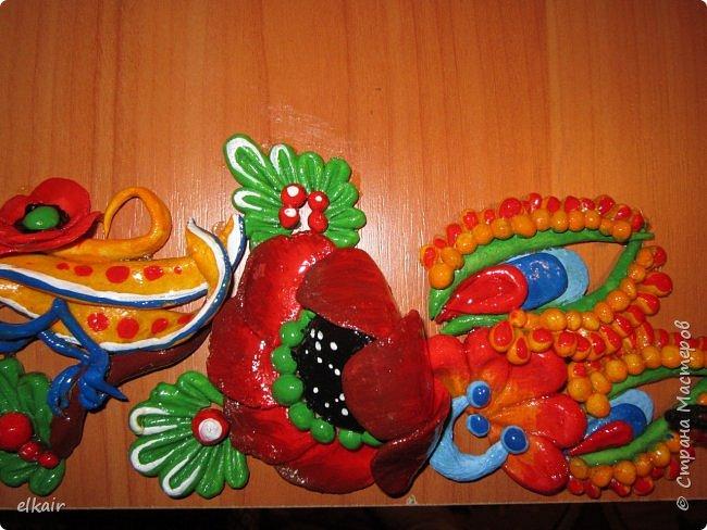 Цветочная феерия за столом фото 9