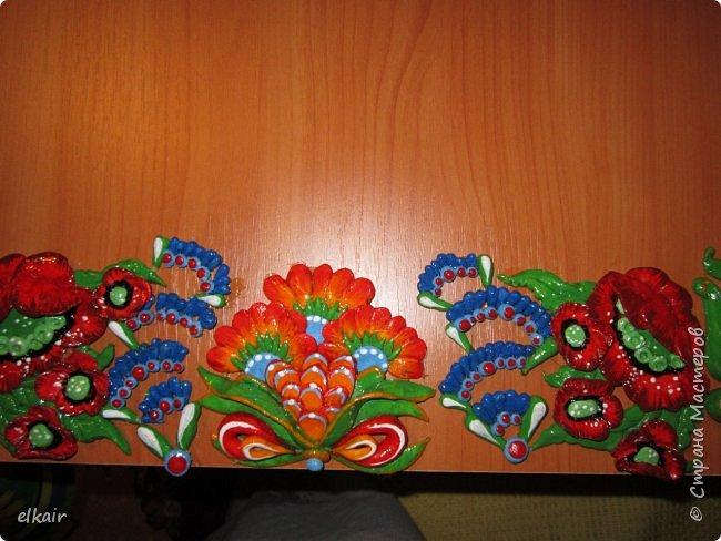 Цветочная феерия за столом фото 10
