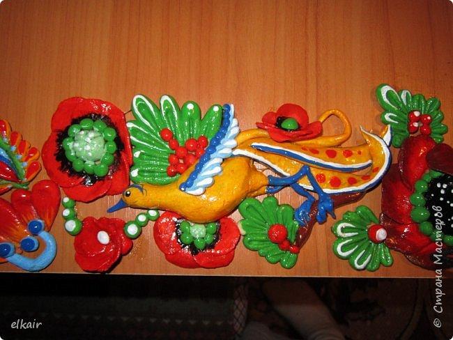 Цветочная феерия за столом фото 11