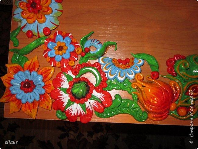 Цветочная феерия за столом фото 8