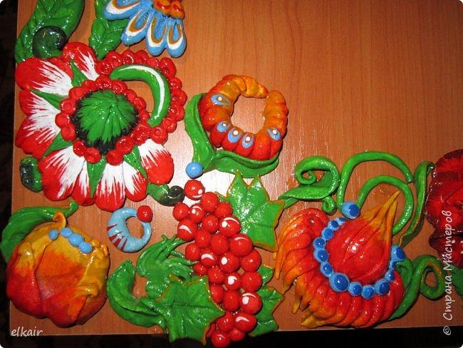 Цветочная феерия за столом фото 12