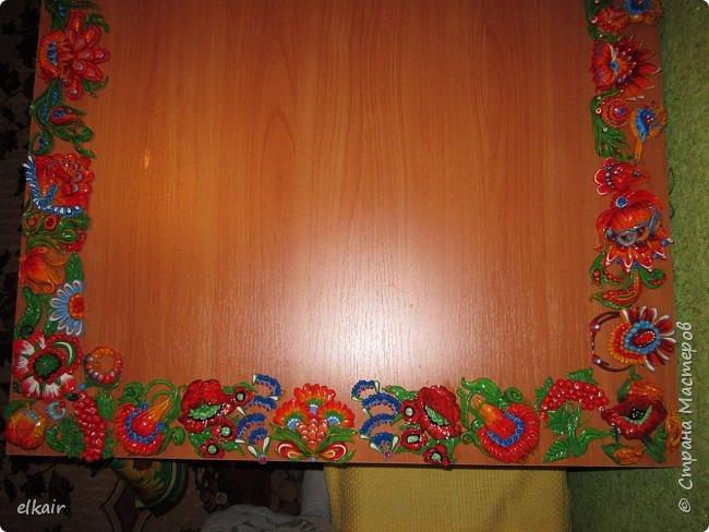 Цветочная феерия за столом фото 13