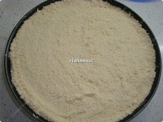Добрый вечер! делюсь рецептом пирога с творогом. Для теста: -мука 3 стакана (брала объемом 300мл) -сахар 1 стакан (такой же объем) или 1/2 стакана (если кто сильно сладкое не любит) -сода 1/4 ч.л. -сливочное масло 200г Для начинки: -творог 500г -сахар 1/2 стакана -яйца 3шт -ванилин на кончике ножа фото 7