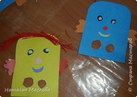 Предлагаю сделать с детьми игрушки-ходилки. фото 2