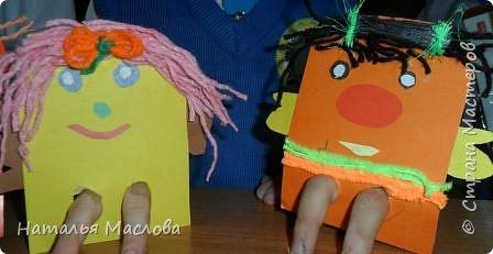 Предлагаю сделать с детьми игрушки-ходилки. фото 4