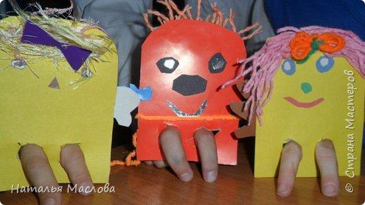 Предлагаю сделать с детьми игрушки-ходилки. фото 1