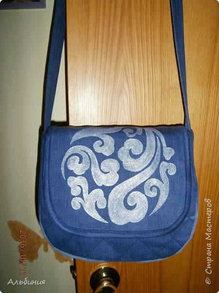 Новые сумки на заказ) фото 5