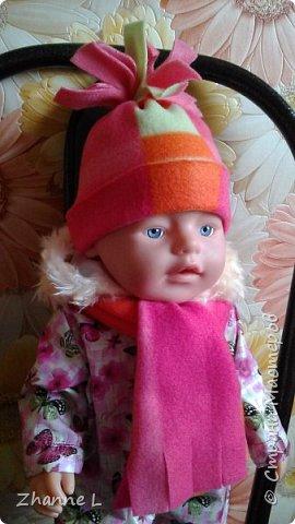 Очень увлек меня пошив кукольной одежды, вот еще небольшой гардероб для куколки )))  фото 4