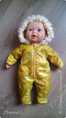 Очень увлек меня пошив кукольной одежды, вот еще небольшой гардероб для куколки )))  фото 2