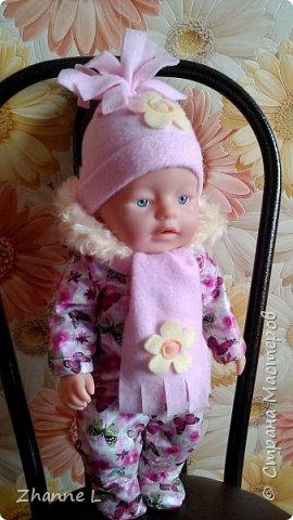 Очень увлек меня пошив кукольной одежды, вот еще небольшой гардероб для куколки )))  фото 3