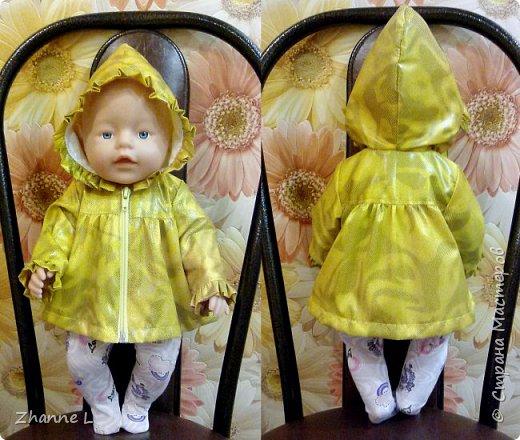 Очень увлек меня пошив кукольной одежды, вот еще небольшой гардероб для куколки )))  фото 1