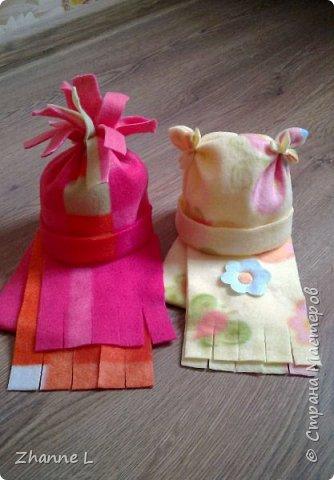 Очень увлек меня пошив кукольной одежды, вот еще небольшой гардероб для куколки )))  фото 5