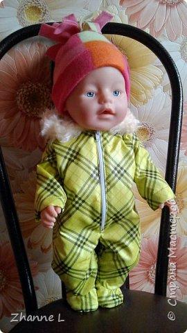 Очень увлек меня пошив кукольной одежды, вот еще небольшой гардероб для куколки )))  фото 6