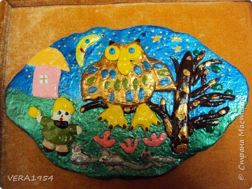 Добрый день, Страна!    Посмотрите, пожалуйста, наши панно, сделанные детьми 6-9 лет, в подарок к разным праздникам.Некоторые идеи брали у Страны мастеров. фото 5