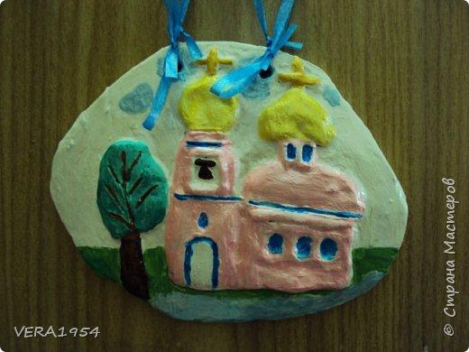 Добрый день, Страна!    Посмотрите, пожалуйста, наши панно, сделанные детьми 6-9 лет, в подарок к разным праздникам.Некоторые идеи брали у Страны мастеров. фото 7