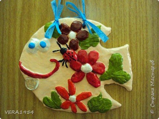 Добрый день, Страна!    Посмотрите, пожалуйста, наши панно, сделанные детьми 6-9 лет, в подарок к разным праздникам.Некоторые идеи брали у Страны мастеров. фото 11