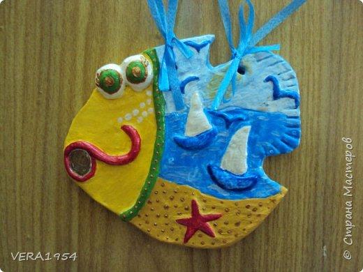 Добрый день, Страна!    Посмотрите, пожалуйста, наши панно, сделанные детьми 6-9 лет, в подарок к разным праздникам.Некоторые идеи брали у Страны мастеров. фото 12