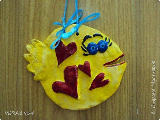Добрый день, Страна!    Посмотрите, пожалуйста, наши панно, сделанные детьми 6-9 лет, в подарок к разным праздникам.Некоторые идеи брали у Страны мастеров. фото 13