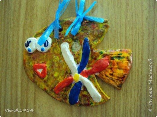Добрый день, Страна!    Посмотрите, пожалуйста, наши панно, сделанные детьми 6-9 лет, в подарок к разным праздникам.Некоторые идеи брали у Страны мастеров. фото 14