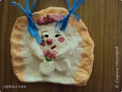 Добрый день, Страна!    Посмотрите, пожалуйста, наши панно, сделанные детьми 6-9 лет, в подарок к разным праздникам.Некоторые идеи брали у Страны мастеров. фото 8