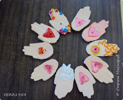 Добрый день, Страна!    Посмотрите, пожалуйста, наши панно, сделанные детьми 6-9 лет, в подарок к разным праздникам.Некоторые идеи брали у Страны мастеров. фото 17