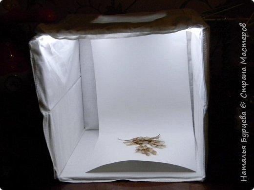 Доброго утра всем! Сегодня покажу как сделать фотобокс складной с внутренней подсветкой. Схемы прилагаю. фото 5