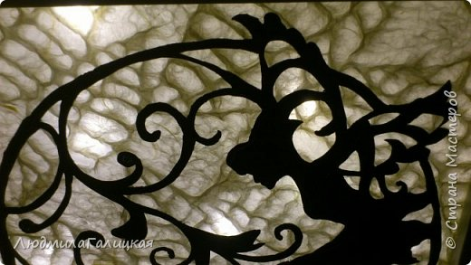 Дорогие мои! Совсем забыла познакомить вас с новыми моими работами! Открыла для себя удивительное сочетание бумаги и света. И теперь еще одна моя страсть: светильники- лайтбоксы! фото 3